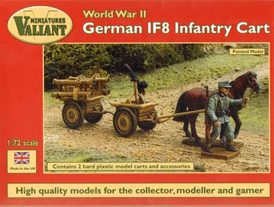 VM005 - German IF8 Infantry Cart 1/72