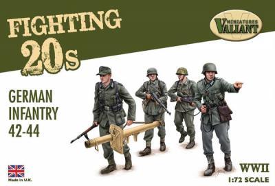 VMFT001 - Germany infantry figures 1942-44 1/72