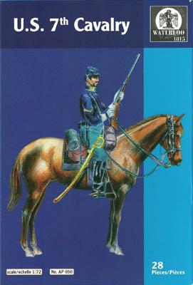 AP050 - US 7th Cavalry 1/72