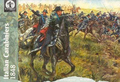 AP005 - Italian Carabiniers 1848 1/72