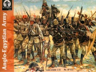 AP013 - Anglo-Egyptian Army 1/72
