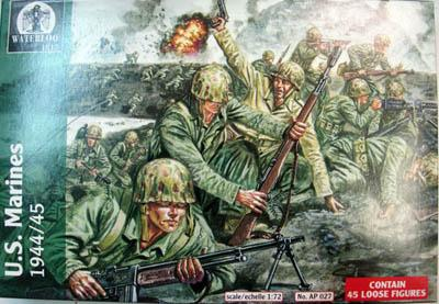 AP027 - US Marines 1/72