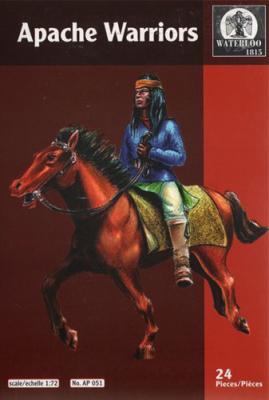 AP051 - Apache Warriors 1/72