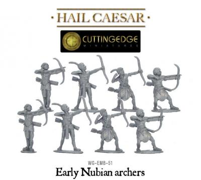 Egyptian Nubian Archers