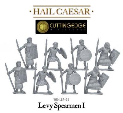 Hittite Levy Spearmen