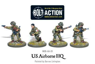 US Airborne HQ
