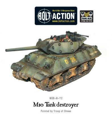 M10 US Tank Destroyer