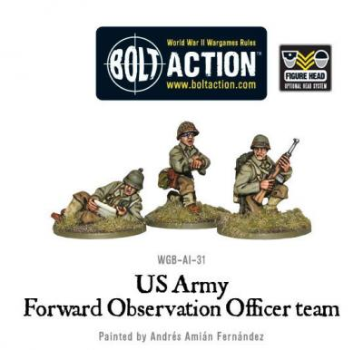 US Forward Observer Officers (FOO)