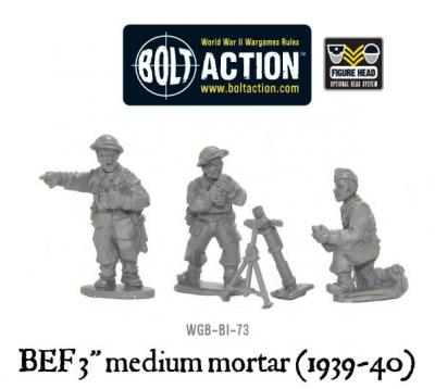 "BEF 3"" medium mortar (1939-40)"