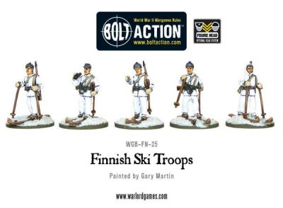Finnish Ski Troops