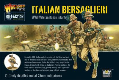 Italian Basigliari Infantry