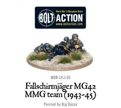 Fallschirmjager MMG (1943-45)