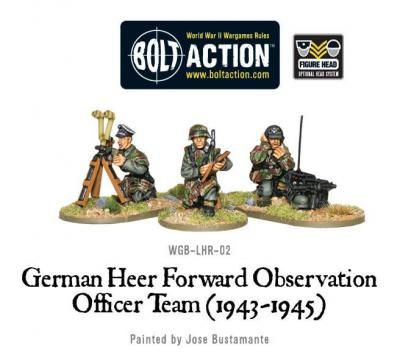 German Heer FOO Team (1943-45)
