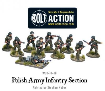 Polish Army Infantry Section (10)