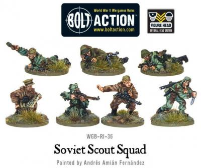 Soviet Army Scouts (7)