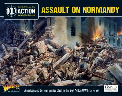 Bolt Action: Assault on Normandy
