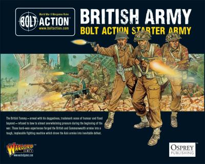 Bolt Action Starter Army - British