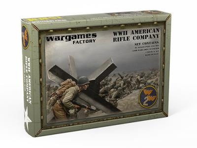WGF-1502 - WWII American Rifle Company 15mm