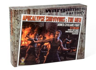 Apocalypse Survivors: Men