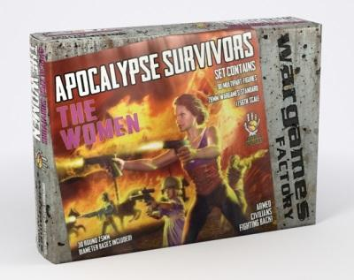 Apocalypse Survivors: Women