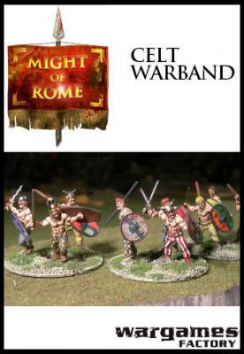 Celt Warband