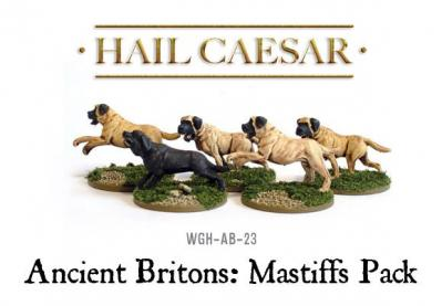 Celt Mastiff Pack