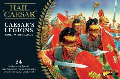 Caesarian Romans with Gladius (24)