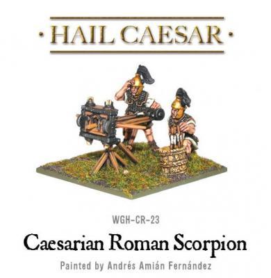 Caesarian Roman Scorpion