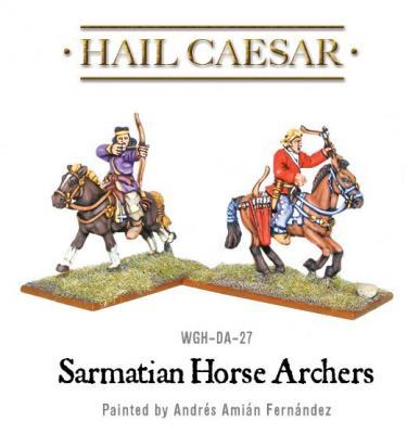 Sarmatian Horse Archers (3)