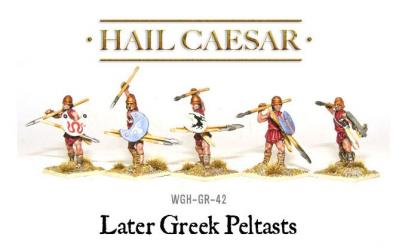 Later Greek Peltasts (8)