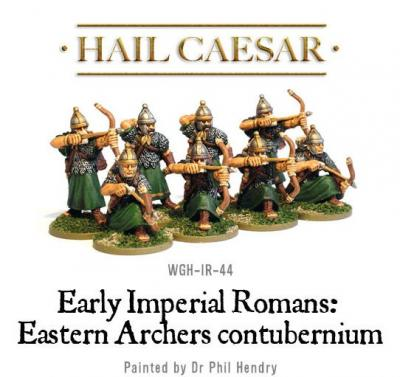 Imperial Roman Eastern Auxiliary Archers (8)