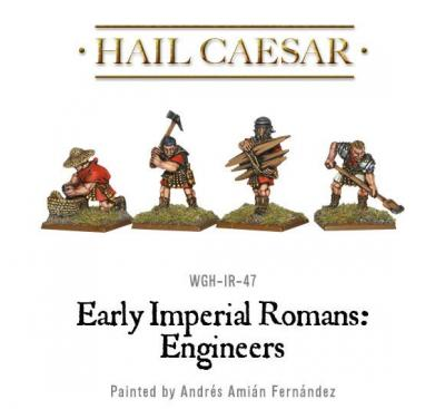 Imperial Roman Engineers (4)