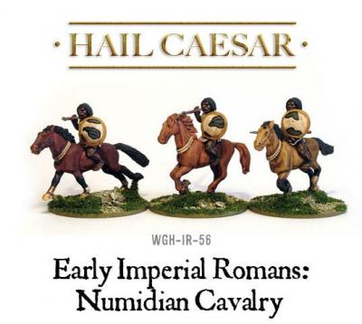 Numidian Cavalry (3)