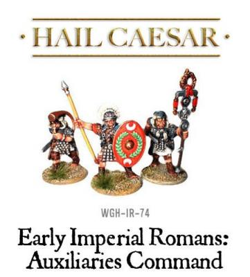 Auxiliary Command Pack (3)