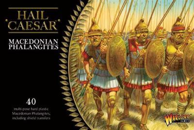 Macedonian Phalangites (40)