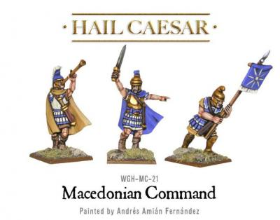 Macedonian Command