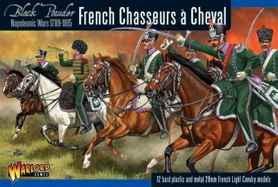 WGNFR12 FRENCH CHASSEURS & CHEVAL LT CAV