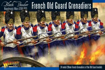 WGN-FR-14 French Old Guard Grenadiers