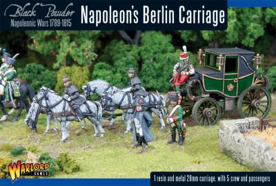 WGN-FR-29 NAPOLEON'S BERLIN CARRIAGE