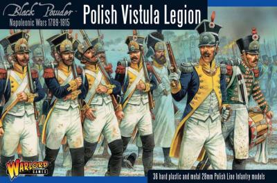Napoleonic Polish Vistula Infantry