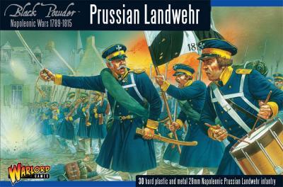 Napoleonic - Prussian Landwehr (30)