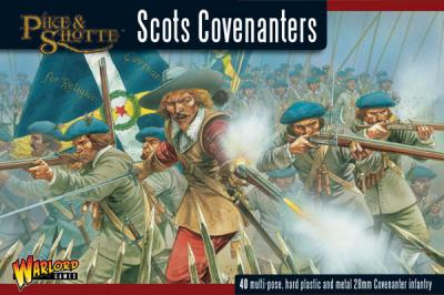 Covenanter Infantry (40)