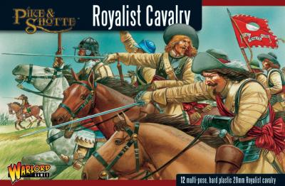 Royalist Cavalry  (12)