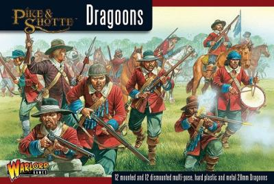 Dragoons (12 ft. 12 mtd)