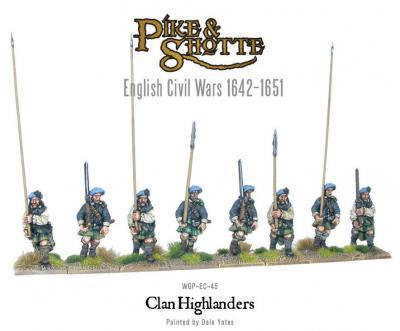 Regular Highlanders (8)