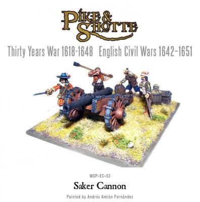 Saker Cannon + Crew