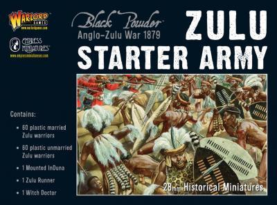 Zulu Starter Army