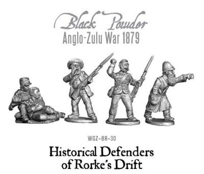 Historical Defenders Of Rorke's Drift (4)