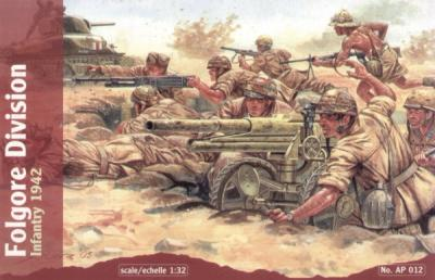 012 - Folgore Division infantry 1942