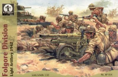 014 - Fologore Division light artillery 1942